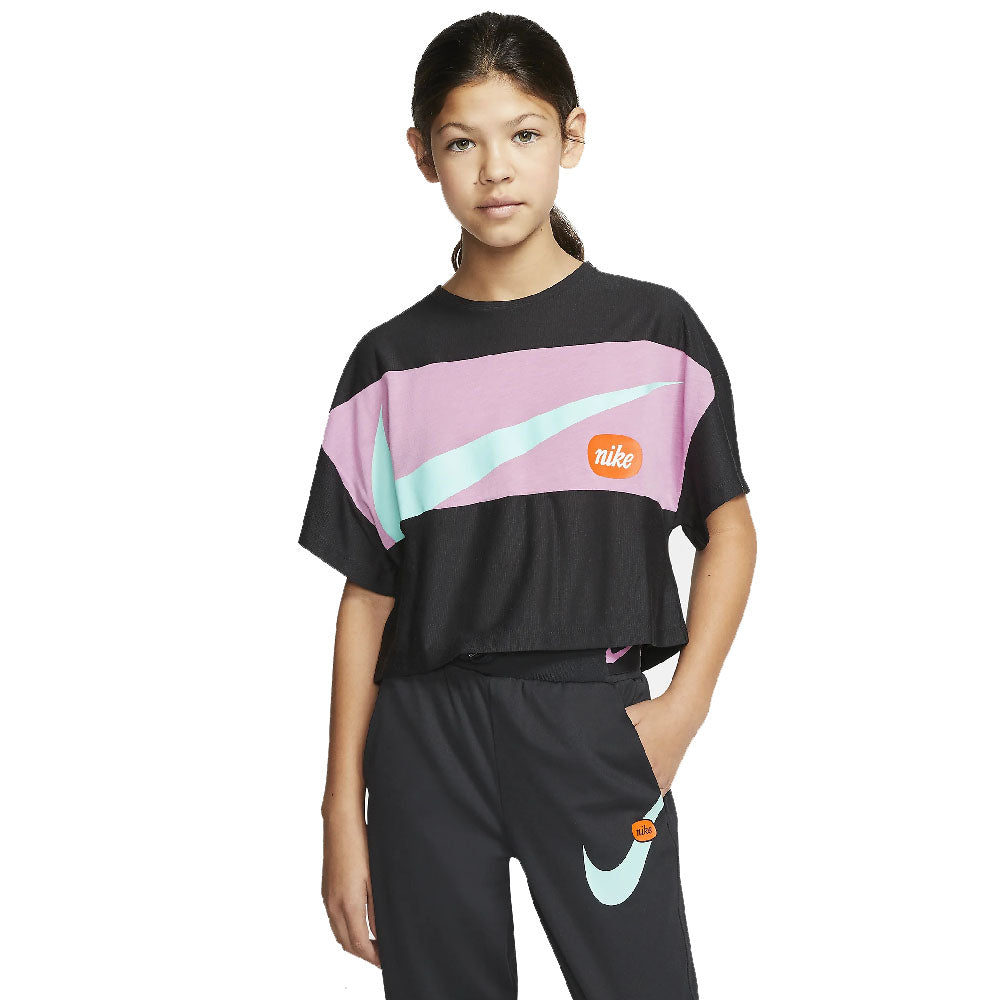 NIKE GIRLS (SWOOSH) TOP