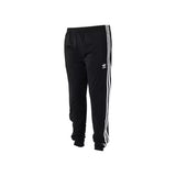 ADIDAS (ORIGINALS SST TRACK) (BLACK & WHITE) (CJ9265) PANTS