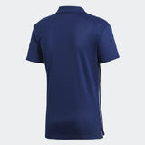 ADIDAS MEN'S (CORE 18 CLIMALITE) (CV3589) POLO SHIRT