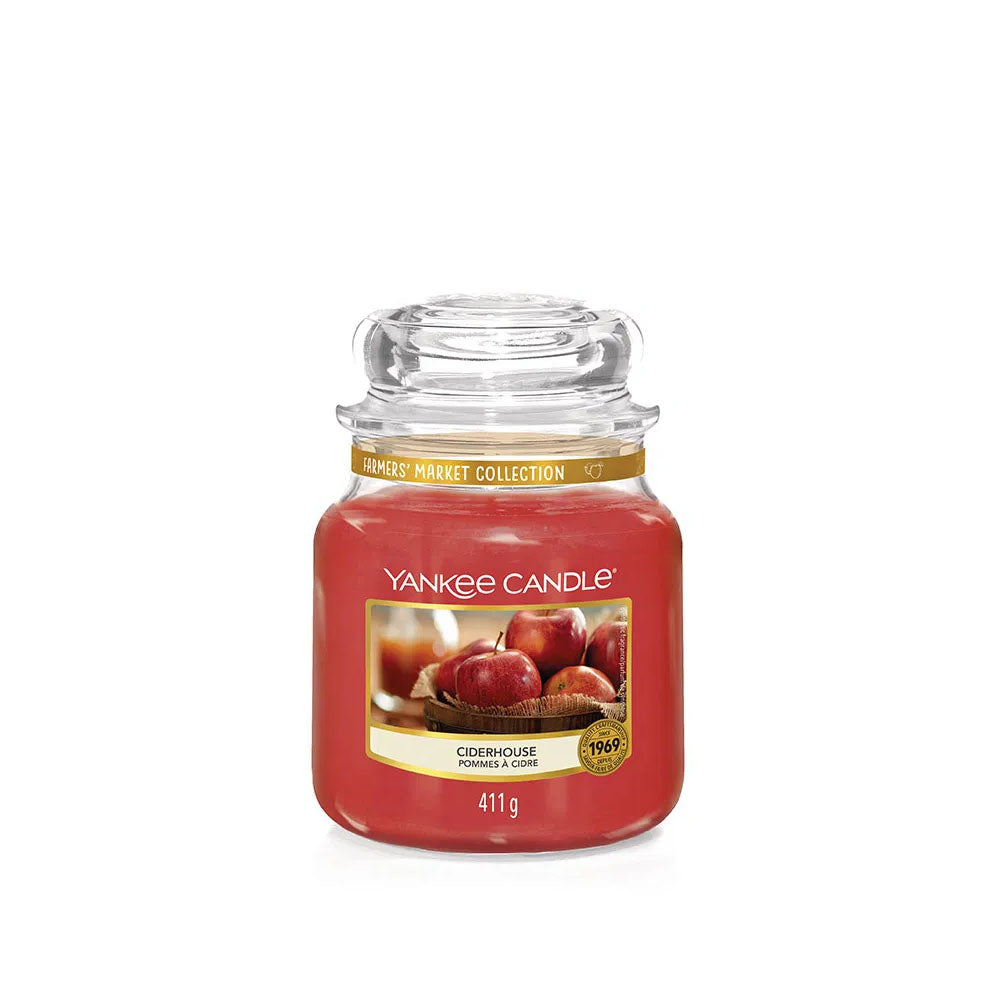 YANKEE CANDLE (CIDERHOUSE) CANDLE