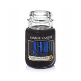 YANKEE CANDLE (DREAMY SUMMER NIGHT) CANDLE