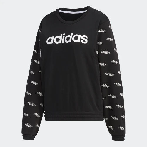 ADIDAS WOMEN'S (FAVORITES) (FM6185) SWEATSHIRT