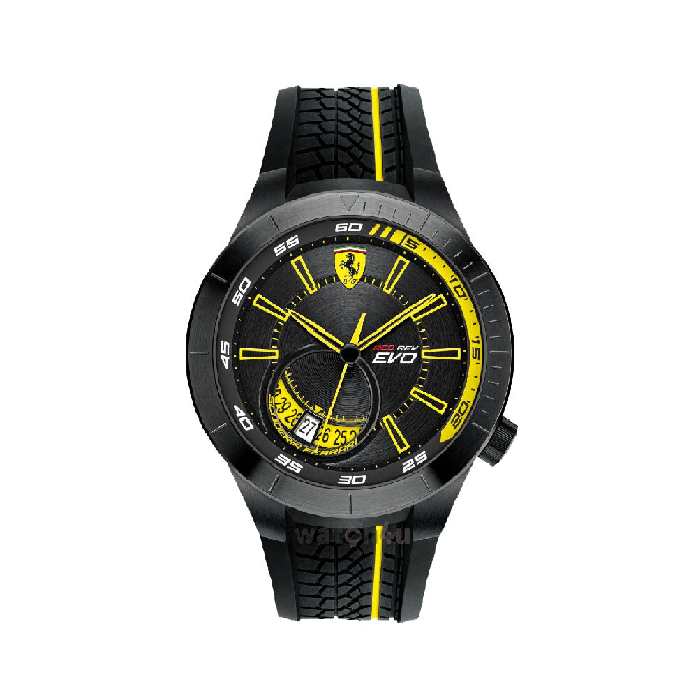 SCUDERIA FERRARIA MENS (0830340) WATCH