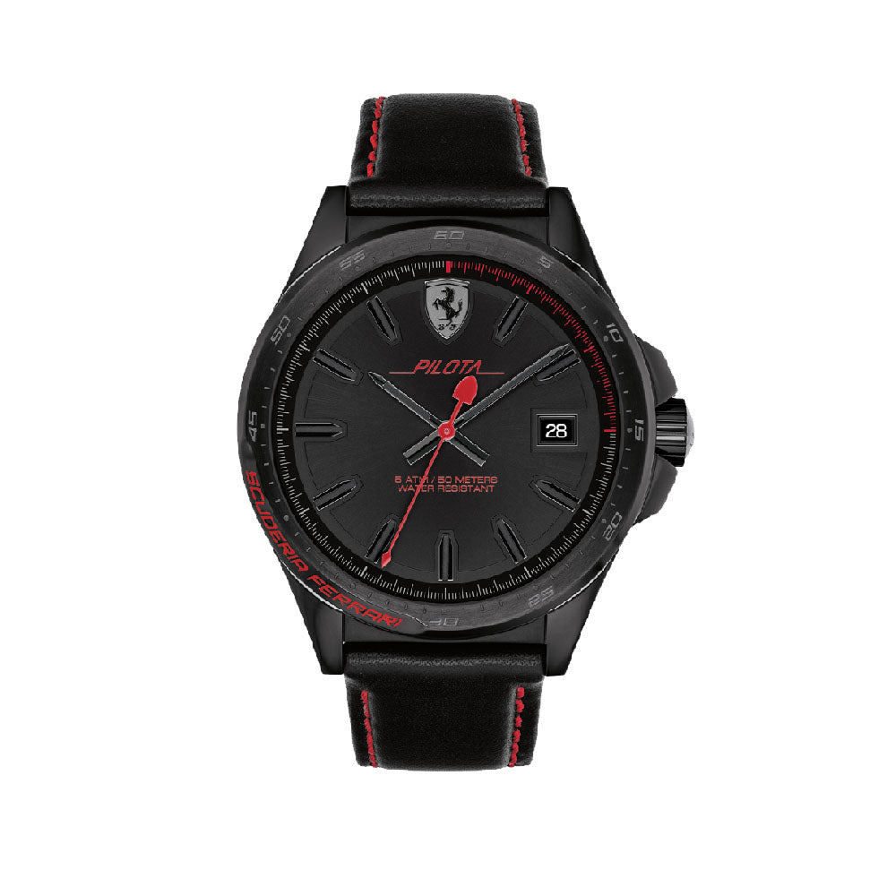 SCUDERIA FERRARIA MENS (0830497) WATCH