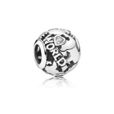 PANDORA (ALL AROUND THE WORLD OPENWORK) CHARM