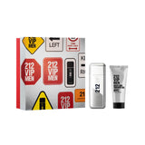 CAROLINA HERRERA (212 VIP) (EDT FOR MEN) GIFT SET