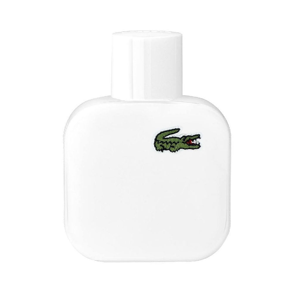 LACOSTE (EAU DE LACOSTE L.12.12 BLANC PURE) EDT FOR MEN