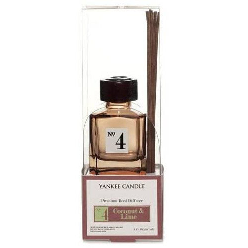 YANKEE CANDLE (NO 4) (COCONUT AND LIME) REED DIFFUSER