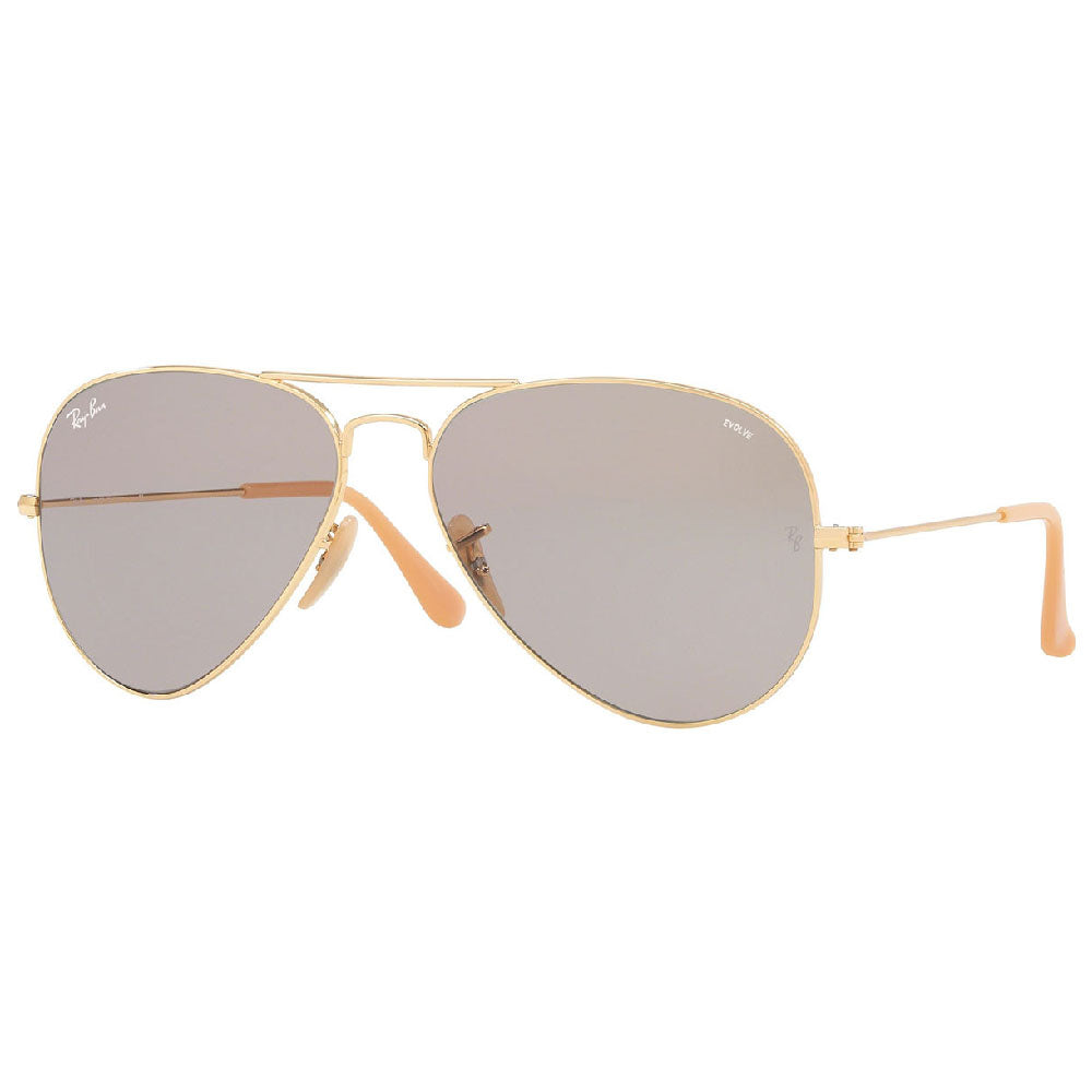 RAY-BAN (AVIATOR WASHED EVOLVE) (RB3025 9064/V8 (58)