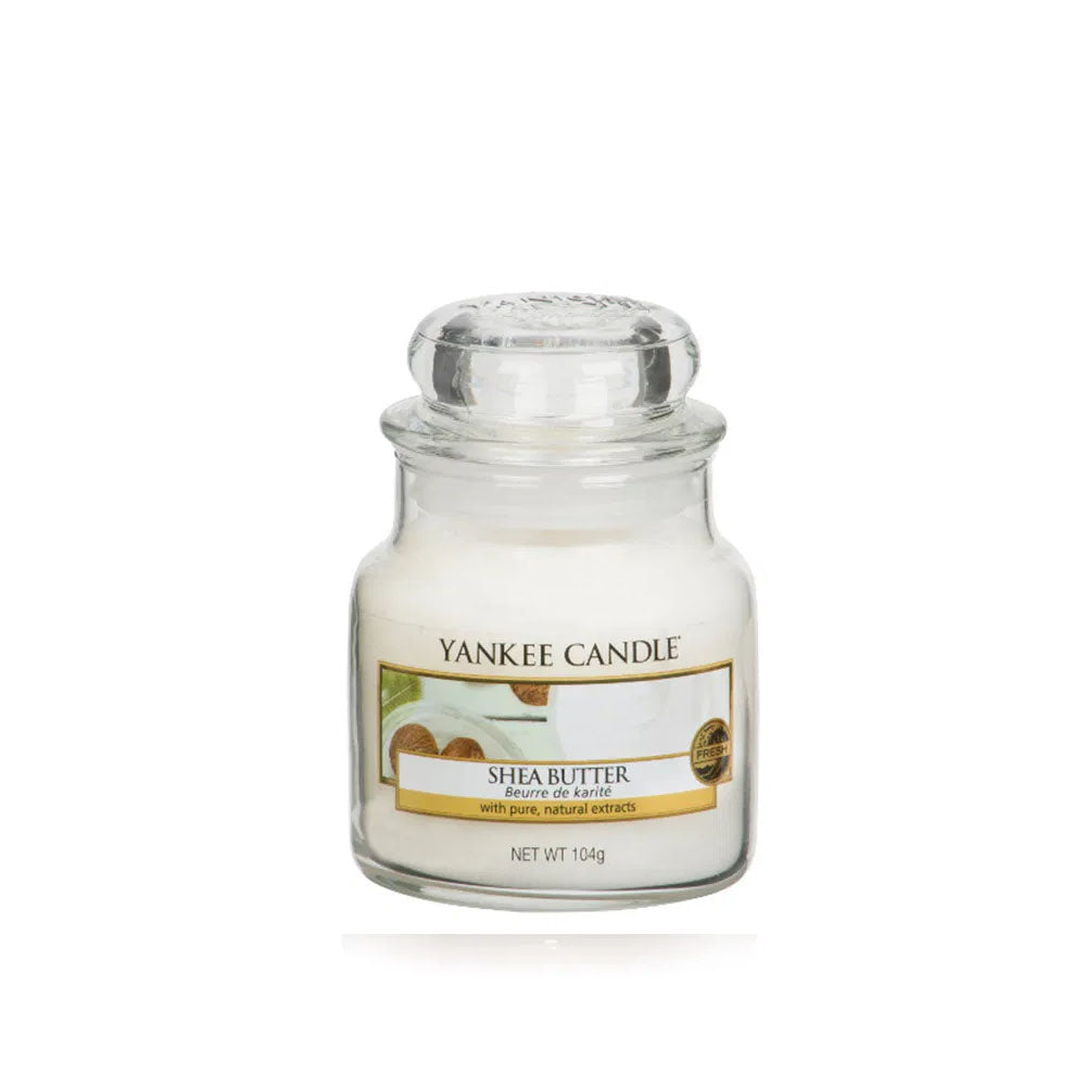 YANKEE CANDLE (SHEA BUTTER) CANDLE