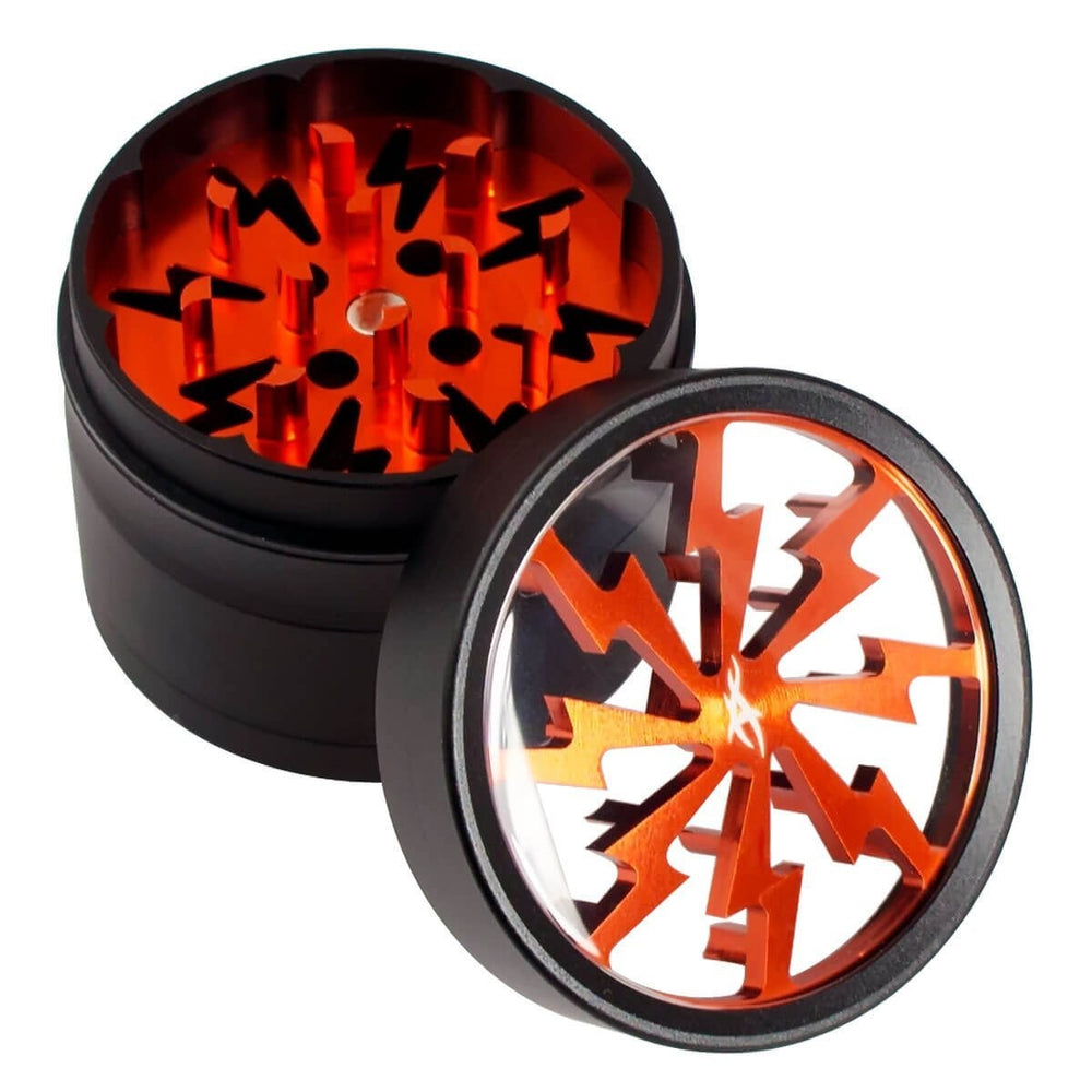 Thorinder 50mm Mini Sift Herb Grinder - Vapefiend
