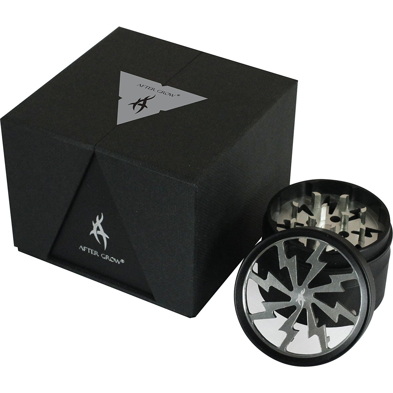 Thorinder 50mm Mini Sift Herb Grinder - Vapefiend UK