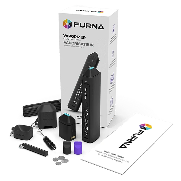 Furna Vaporizer - Vapefiend UK