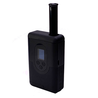Long Black Glass Mouthpiece for Arizer ArGo - Vapefiend UK