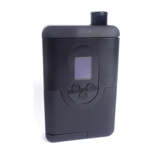 Black Glass Mouthpiece for Arizer ArGo - Vapefiend