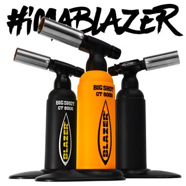 Blazer Big Shot GT 8000 Torch - Vapefiend