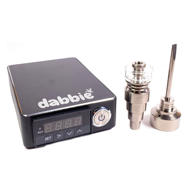 Dabbie Dab Station: Quartz Hybrid Home E-Nail - Vapefiend UK