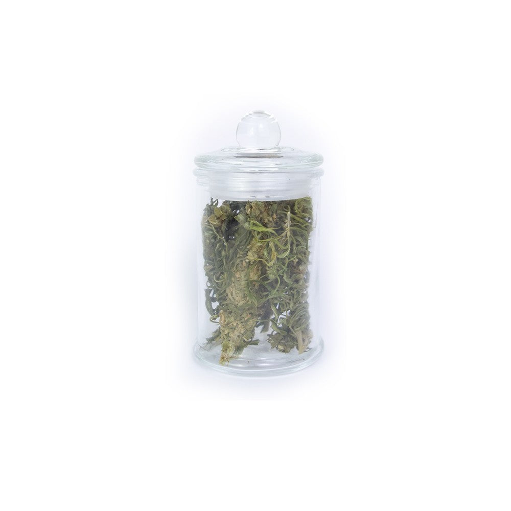 Small Glass Jar - Vapefiend UK