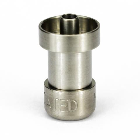 Highly Educated 16mm InfiniTI Replacement E-nail Head - Vapefiend