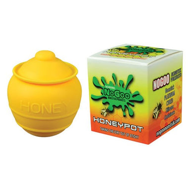 NoGoo Silicone Jar - Honey Pot - Vapefiend UK