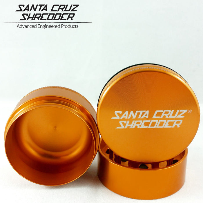 Santa Cruz Shredder 3 Piece Grinder - Vapefiend
