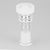 Highly Educated 10mm Female Opaque Quartz Nail - Vapefiend