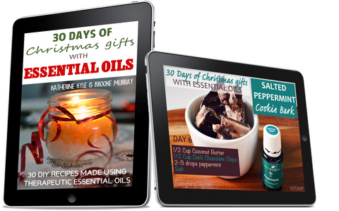 30 Days of Christmas Gifts With Essential Oils