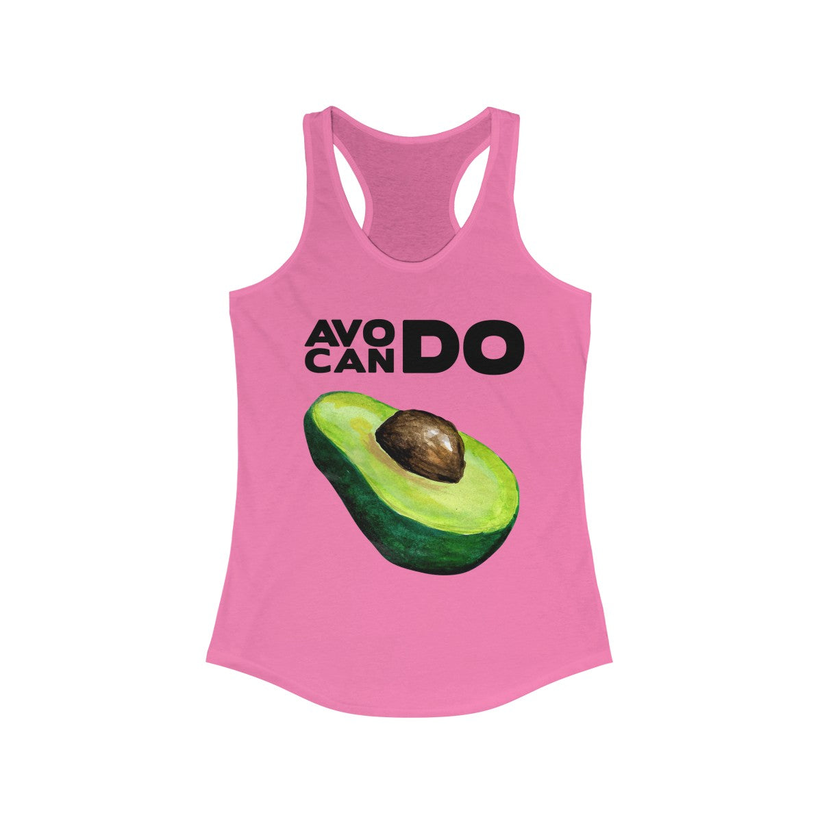 Avocando Women's Ideal Racerback Tank