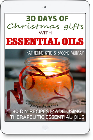 30 Days Of Essential Oils Christmas Gifts eBook