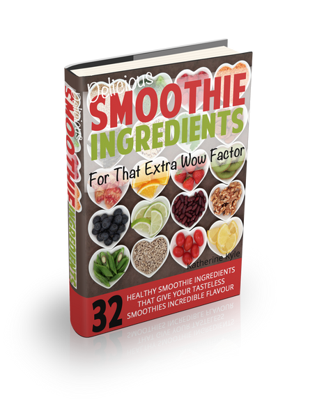 FREE Smoothie Starter Bundle (Smoothie Bottle + eBooks + Video)