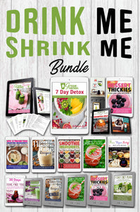 Drink Me Shrink Me Bundle (18 Products)