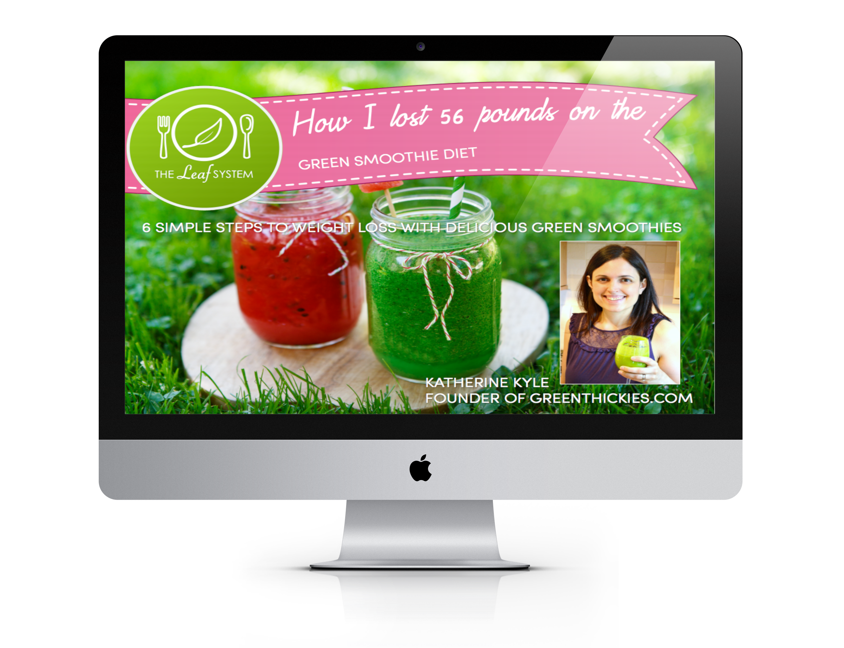 The Leaf System: The Complete Weight Loss System, 12 Months Of Meal Plans + 12 FREE Bonuses