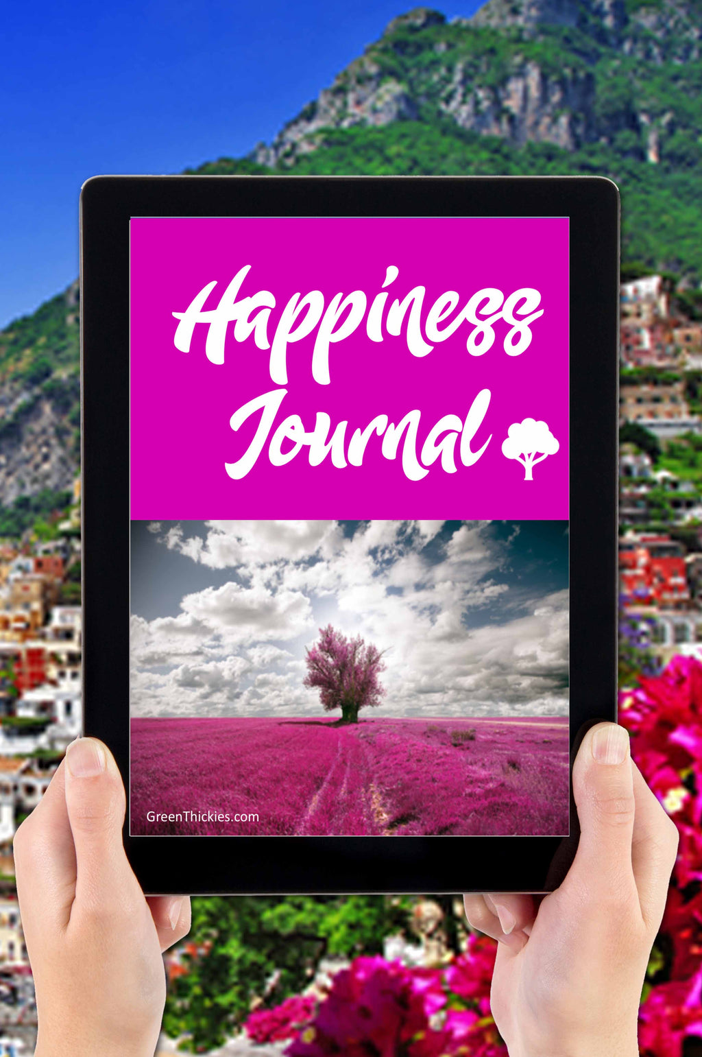 Happiness Journal 2019: 161 Pages (Page Per Day for the remainder of the year)