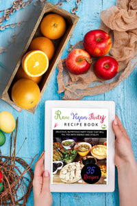 Raw Vegan Recipes For Parties eBook