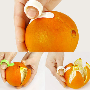 Orange Finger Peeler