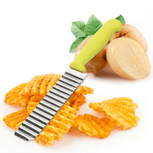 Stainless Steel Potato Crinkle Cutter (SPECIAL OFFER)