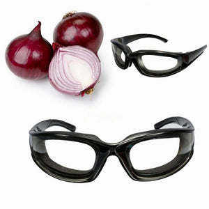 Onion Goggles: No More Tears