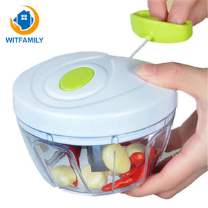 Multifunction High Speed Manual Food Processor