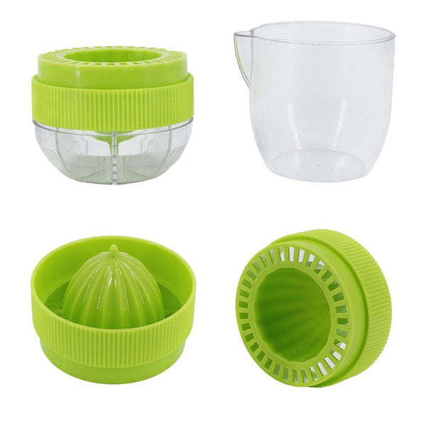 Lemon Lime Manual Juicer (No Mess)