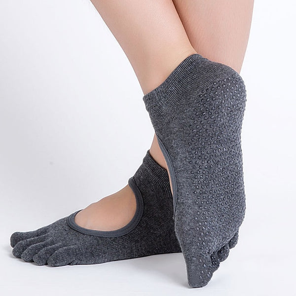 Women's Non-slip Yoga Socks