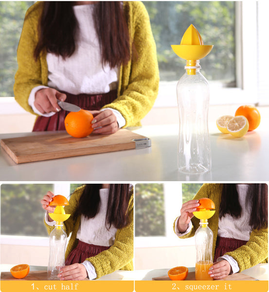 Orange Juicer (Direct Into Glass Or Bottle)