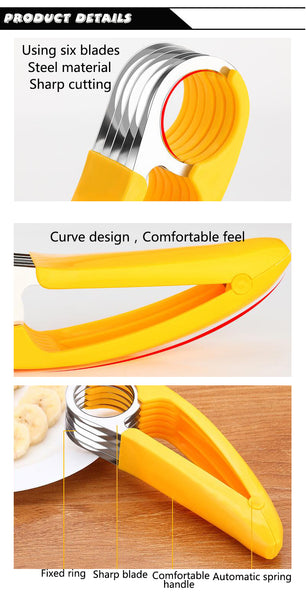 Speedy Vegetable & Fruit Slicer (No Chopping Board Needed)