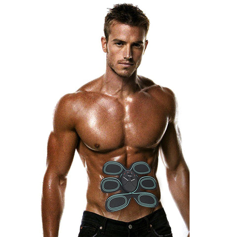 Electric Abs Muscle Stimulator Body Trainer Toning Belt