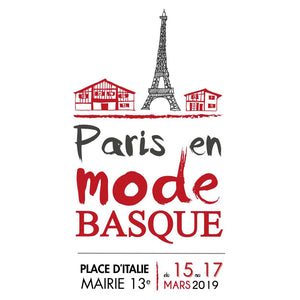 les basques à Paris du 15 au 17 mars !