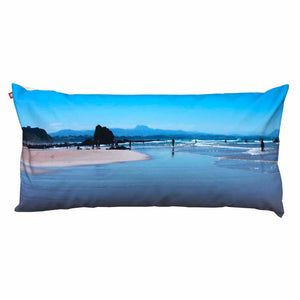 Coussin panoramique 150 x 50, Ilbarritz, design by C. Bruniau, Nappe Vegetale