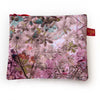 Pochette 20x16 cm, collection Imaginaire Rose, design Nappe Vegetale
