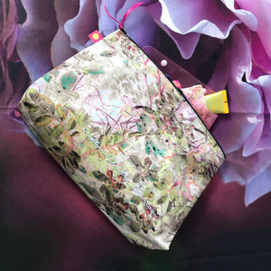 Trousse de toilette Imaginaire rose