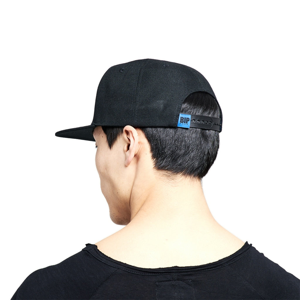 BODY IP Snapback - black