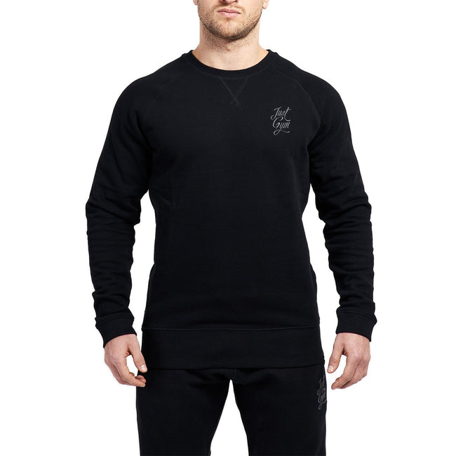 JustGym Sweatshirt - black