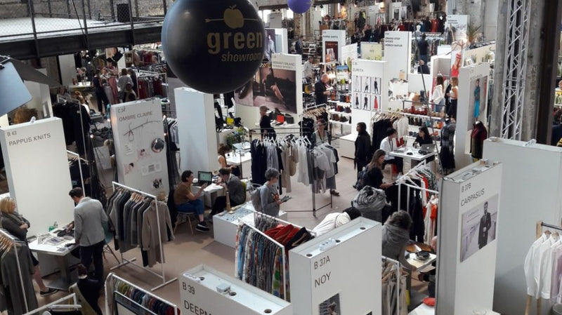Ethical Fashion Show Berlin 2017 - The Green Showroom